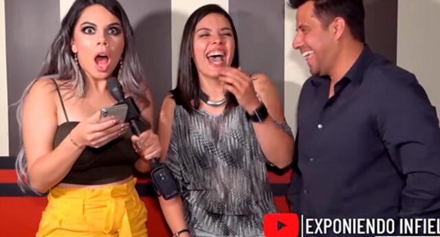 Lizbeth Rodríguez queda en 'shock' al descubrir un mensaje que decía que su programa era falso