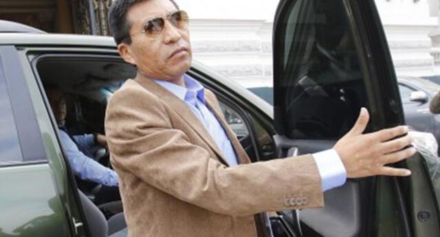 Moisés Mamani habría mentido sobre su patrimonio, según PNP