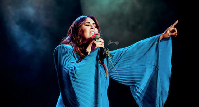 Myriam ratificó que es una grande de la música.