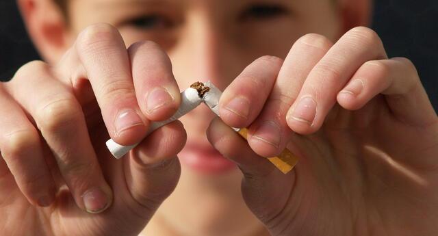 Casi el 80% de los más de mil millones de fumadores que hay en el mundo viven en países de ingresos bajos o medios