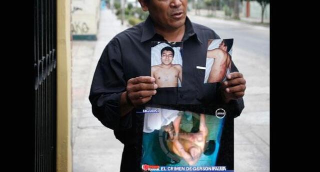 El Poder Judicial realizará mañana la reconstrucción de los hechos sobre la muerte del joven Gerson Falla