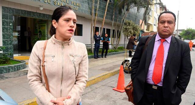 El abogado Juan José Quispe indica que en reconstrucción de los hechos se corroboró que se escucharon los gritos de Gerson Falla