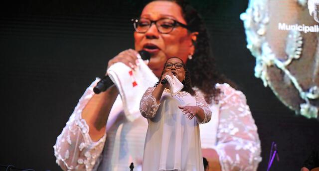 Popular cantante criolla está más vigente que nunca.
