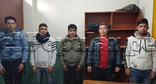 Los sujetos se habían apoderado del inmueble de una señora que los denunció a la Policía