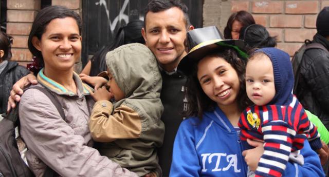 Más de 68 mil venezolanos y peruanos de Lima, Tumbes y Trujillo