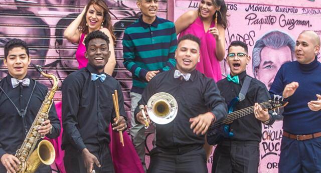 Orquesta Libre ya tiene miles de reproducciones en YouTube