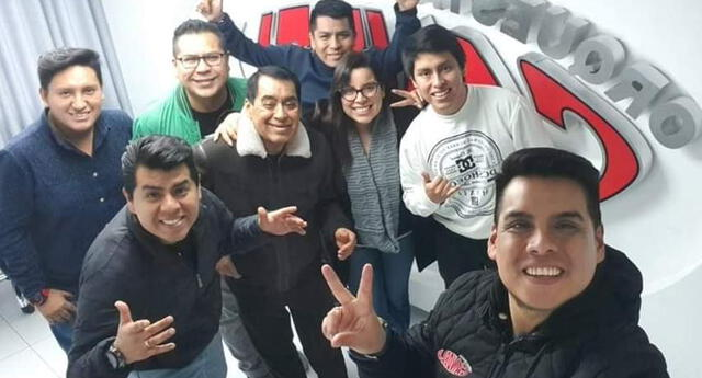 Victor Yaipén Uypan asegura que la cumbia se encuentra en el mejor momento