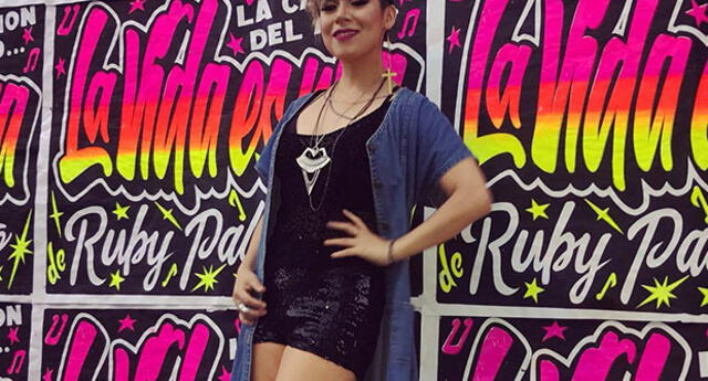 Ruby Palomino viene provocando revuelo con su música en YouTube