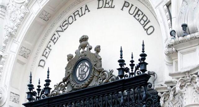 La Defensoría del Pueblo es un colaborador crítico del Estado que actúa con autonomía