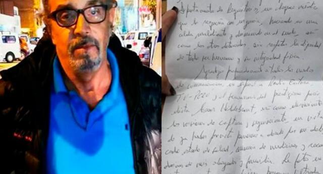 Edwin Donayre denuncia malos tratos en departamento de Requisitorias de la PNP