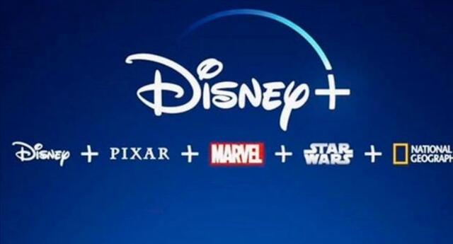 Disney+ es la nueva plataforma streaming