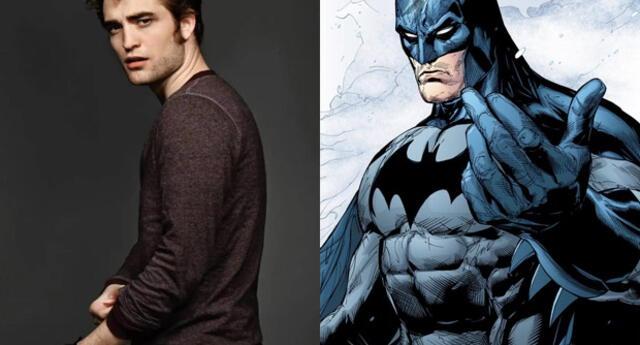 Robert Pattinson habla nuevamente sobre Batman