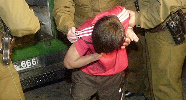 Menor de 12 años fue detenido en medio de saqueo a óptica en Concepción