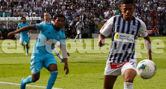 Alianza Lima vs. Sporting Cristal: Ganador disputará la final ante Binacional | FOTO: Felix Castro