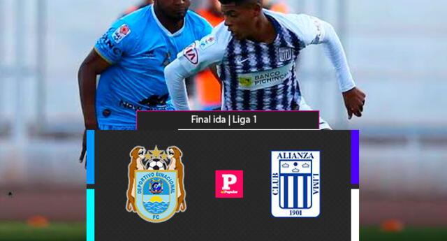 Alianza Lima vs. Binacional: No te pierdas todos los incidentes de la final por Liga 1