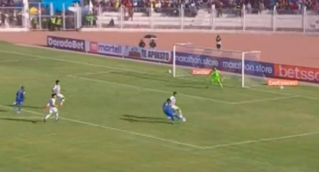 Alianza Lima vs. Binacional: Aldair Rodríguez colocó el tercer tanto a favor de su equipo