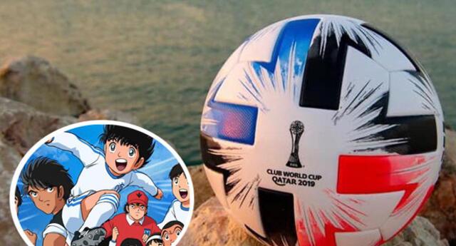 La marca deportiva Adidas se inspiró en el anime japonés