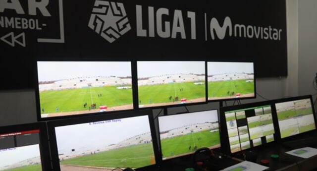 El VAR contará con árbitros extranjeros en la segunda final de la Liga 1 | Foto: Liga 1