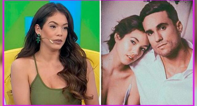 """Jazmín Pinedo sobre relación con Gino Assereto: """"Nadie es ..."""