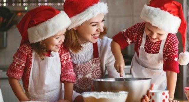 Recetas y postres en esta Navidad