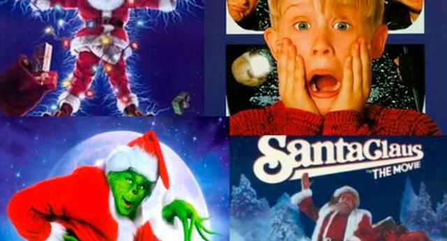 Una lista completa de las mejores películas de Navidad para pasarla en familia