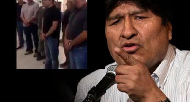 Evo Morales presenta pruebas del golpe de Estado en su gobierno