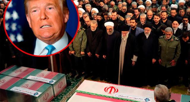 El presidente de Irán ordenó la implementación de una resolución instando a la designación del Ejército de Estados Unidos y el Pentágono como organizaciones terroristas.