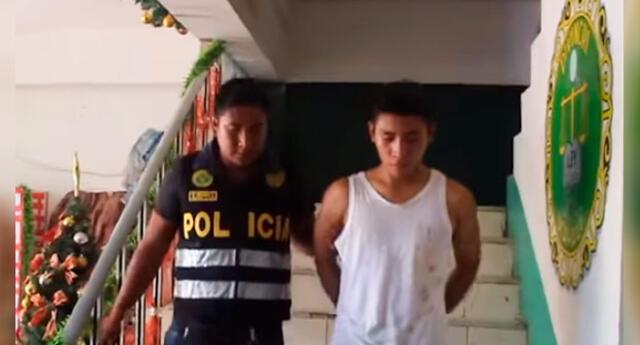 Sujeto fue detenido, pero luego fue liberado