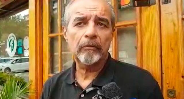"""""""Yo soy amigo del dueño de este restaurante"""", indicó Mauricio Mulder"""