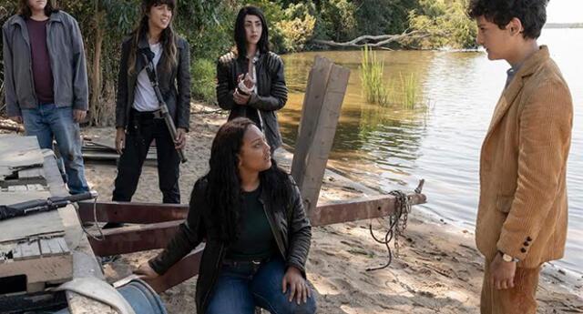 """""""The Walking Dead: World Beyond"""" se estrena muy pronto en las pantallas de AMC"""