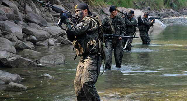 Cuatro terroristas son capturados durante los comicios electorales congresales en el Vraem