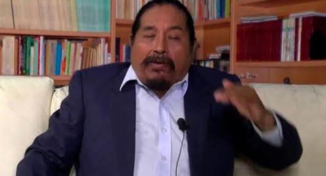 Líder Administrativo Juan Noé Ataucusi