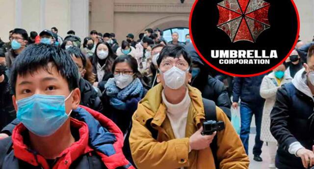 Los internautas descubrieron un laboratorio de investigación biológica con el mismo logotipo que Umbrella