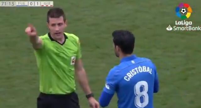 Márquez fue expulsado 2 veces en cuatro minutos