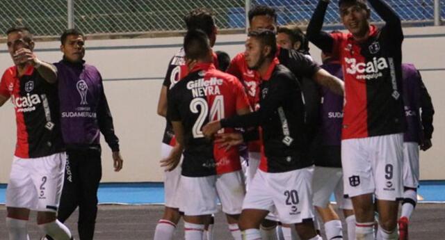 Melgar inició con pie derecho la Copa Sudamericana | Foto: @MelgarOficial
