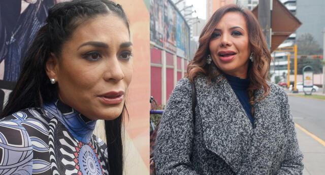 Mónica Cabrejos arremete contra Evelyn Vela y le recuerda su ingreso a prisión