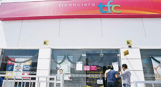 El Ministerio Público investiga a la SBS por liquidación de Financiera TFC