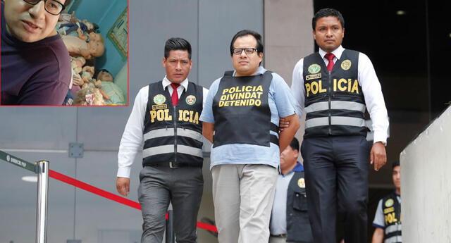 Ministerio Público logró que se condene a Freddy Andrés Gutiérrez Cuadros por pedofilia