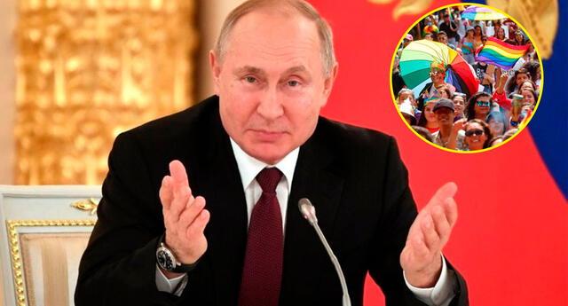 La homosexualidad dejó de ser un delito en Rusia desde 1993