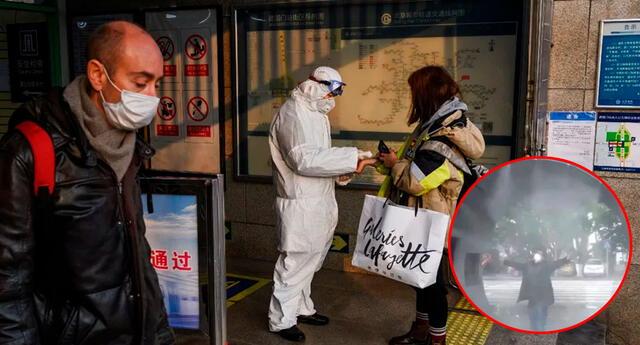 El coronavirus ya ha dejado más de 1300 víctimas mortales