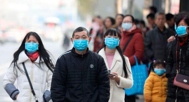 Cada persona infectada por el virus transmite la enfermedad a otros dos o tres individuos.
