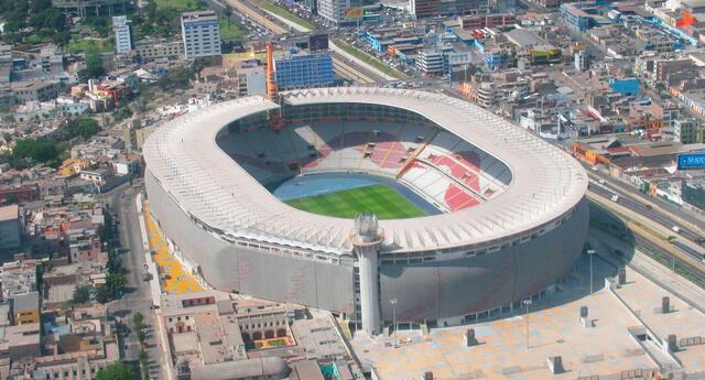 Selección nacional jugará en el Estadio Nacional