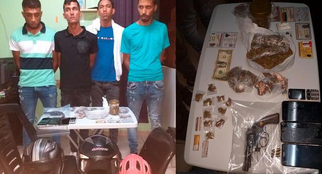 Los delincuentes venezolanos ya tenían denuncias en Magdalena del Mar