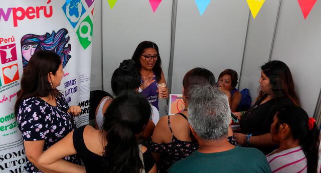 ICW Perú. Foto: Edgar Rivadeneyra