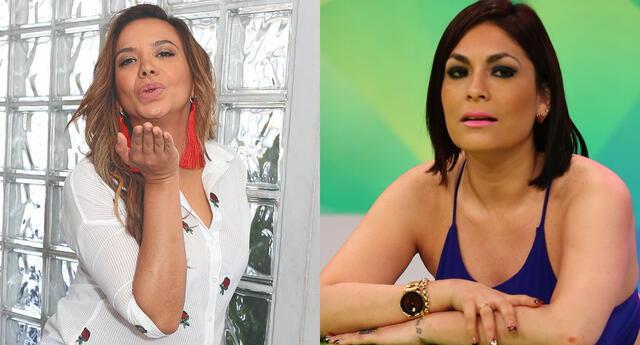 Mónica Cabrejos tuvo duras palabras contra Evelyn Vela.