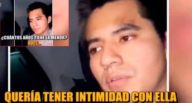 Poder Judicial dictó prisión preventiva contra Luis Eduardo Chancafe Dextre por pornografía infantil