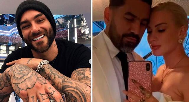 El cantante afirmó que el tatuador Stefano Alcantará era su amigo de muchos años.