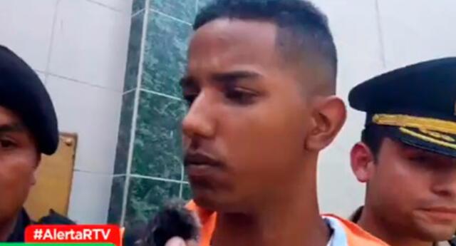 Detenido Daniel Enrique Camacho Campero