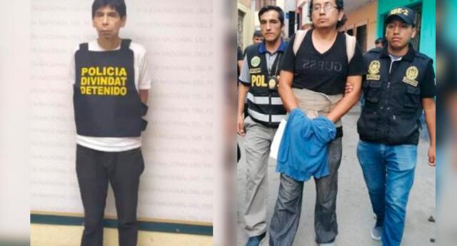 Detenidos serán investigados por el presunto delito de pornografía infantil