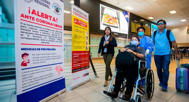 Protocolos de seguridad ante posible llegada del Coronavirus a Perú